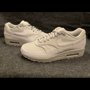 the latest 46dca f6467 Shoes - Nike Women s Air Max 1 LX Pure Platinum Reflective